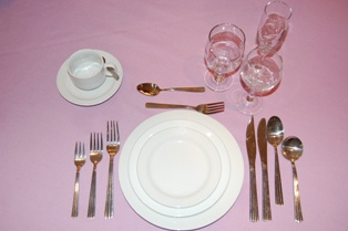 tableware rental