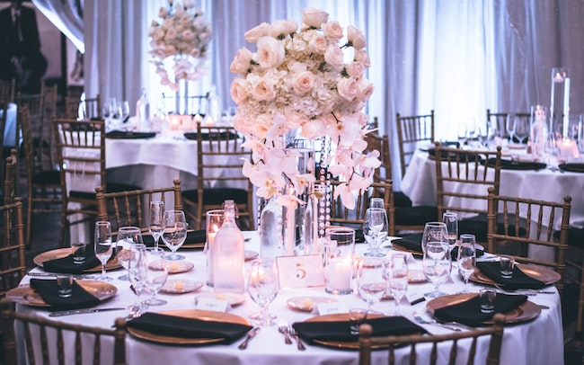 Tables And Chairs Rental Prices Meadowvale Party Rentals